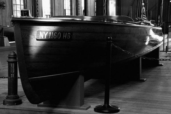 Enlightened boat