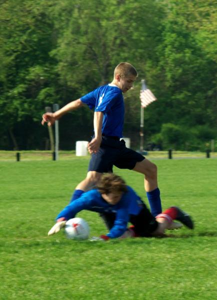 u14 rec. soccer