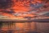 Lake Corrib Sunset