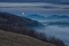 Moon Over the Mist