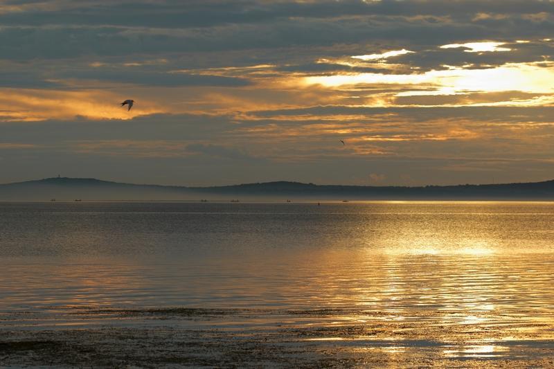 sunrise oct. 10