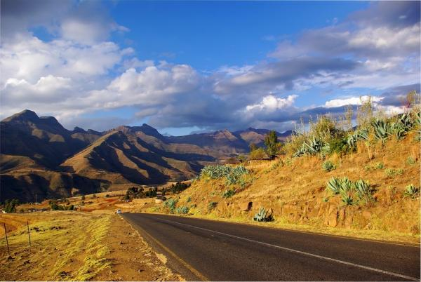Lesotho - South Africa