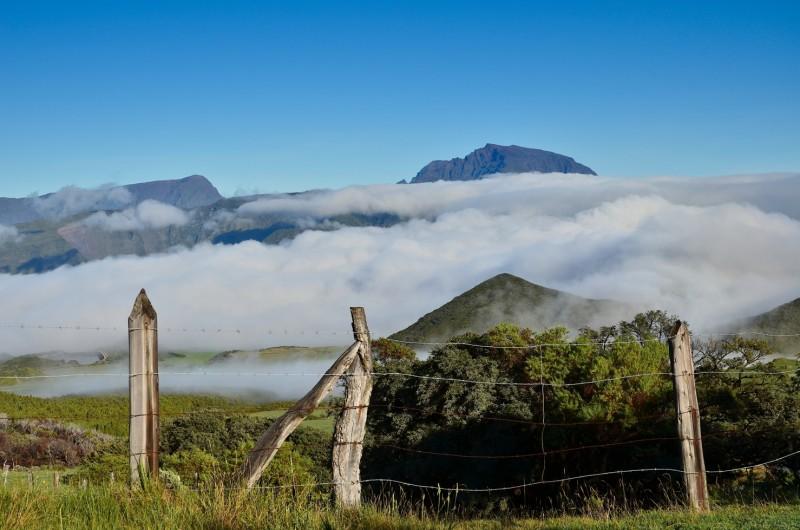 Reunion Mountains