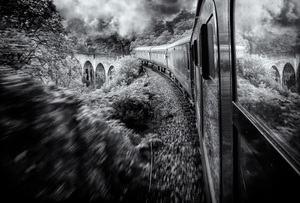 Jacobite Train (Hogwarts Express)
