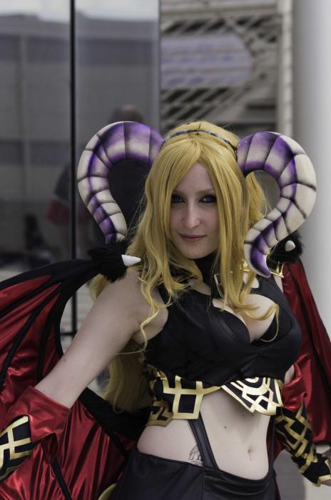 She Devil (Romics 2013)