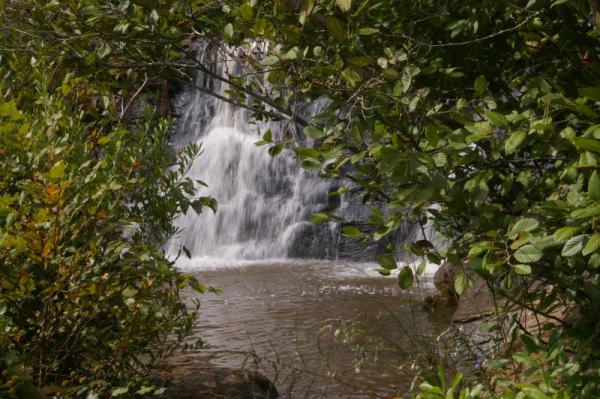 Hannah's Mill Dam