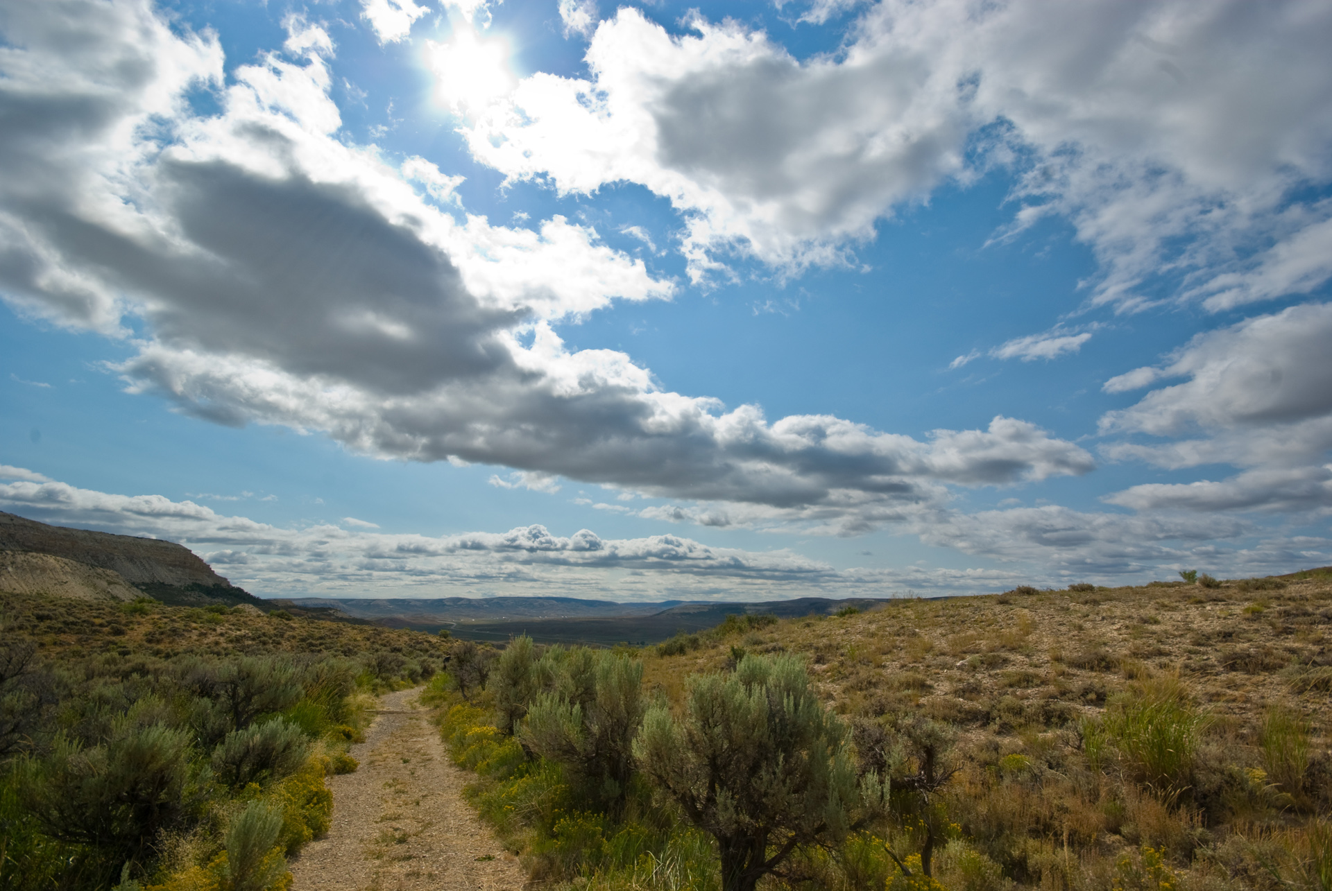 Wyoming landscape - Pentax User Photo Gallery