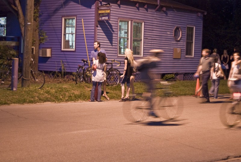 Night Cyclists