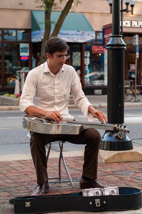 Man With a Steel Guitar