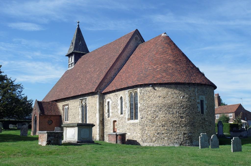St Leonard's Church, Bengeo