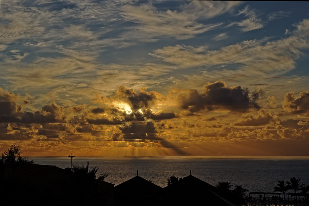 La Palma sunset 2