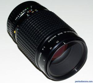 SMC Pentax-A 645 120mm F4 Macro
