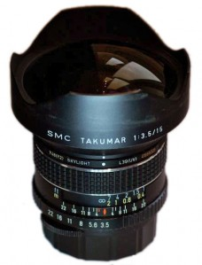 SMC Takumar 15mm F3.5