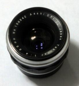 Takumar 35mm F4