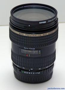 FA 645 45-85mm F4.5