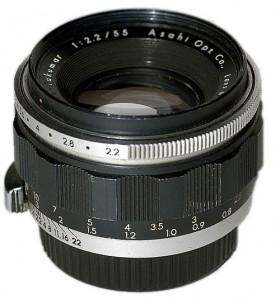 Auto-Takumar 55mm F2.2