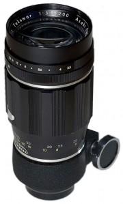 Takumar 200mm F3.5