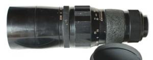 Takumar 300mm F4 (model 1)