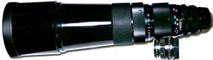 Takumar/Super-Multi-Coated Takumar 500mm F4.5