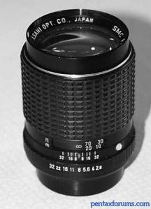 SMC Pentax 120mm F2.8