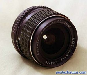 https://www.pentaxforums.com/lensreviews/SMC-Pentax-K-28mm-F3.5-Lens.html