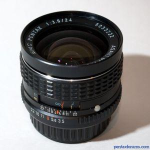 https://www.pentaxforums.com/lensreviews/SMC-Pentax-K-24mm-F3.5-Lens.html