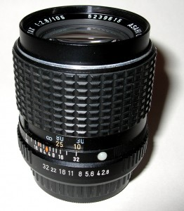SMC Pentax 105mm F2.8