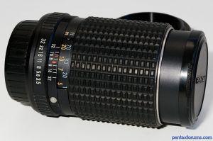 SMC Pentax 135mm F3.5