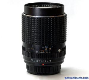 SMC Pentax 135mm F2.5