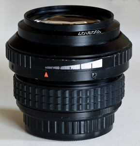 SMC Pentax 85mm F2.2 Soft