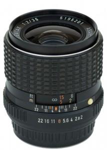 SMC Pentax 35mm F2