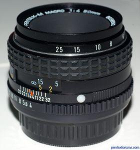 SMC Pentax-M 50mm F4 Macro