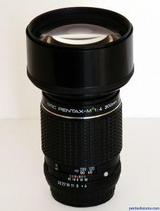 SMC Pentax-M* 300mm F4