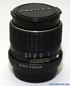 SMC Pentax-M 100mm F2.8