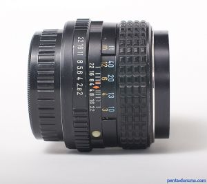 SMC Pentax-M 85mm F2