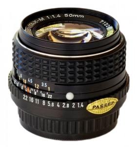 SMC Pentax-M 50mm F1.4