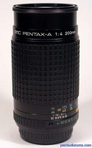 SMC Pentax-A 200mm F4