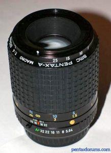 SMC Pentax-A 100mm F4 Macro
