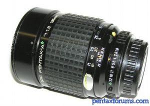 SMC Pentax-A* 135mm F1.8