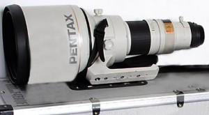 SMC Pentax-F* 600mm F4 ED [IF]