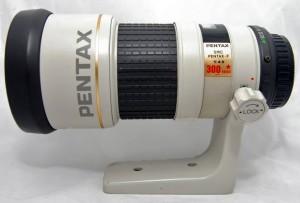 SMC Pentax-F* 300mm F4.5 ED [IF]