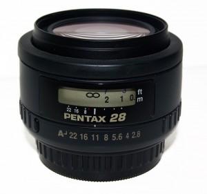 SMC Pentax-FA 28mm F2.8 AL