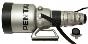 SMC Pentax-FA* 600mm F4 ED [IF]