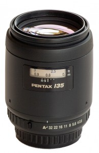 SMC Pentax-FA 135mm F2.8 [IF]