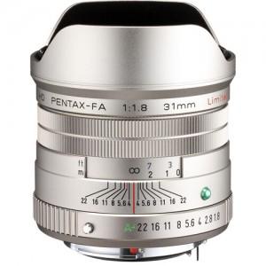 HD Pentax-FA 31mm Limited F1.8