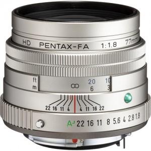 HD Pentax-FA 77mm Limited F1.8