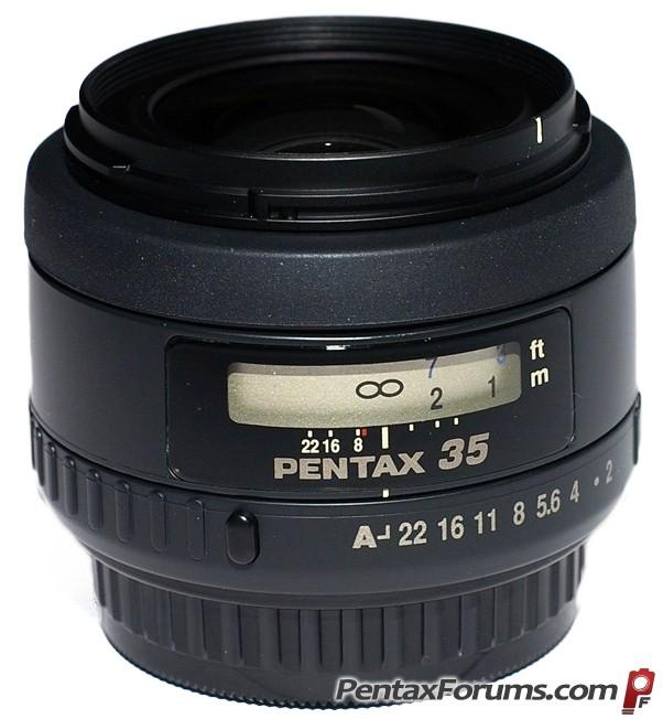 Pentax SMC FA 35/2.0
