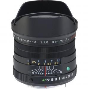 FA 31mm F1.8 Ltd.