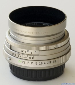 My Favorite Lens: the Pentax FA 43mm Limited