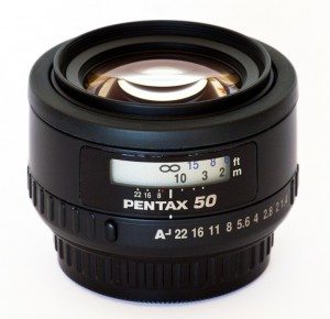 Pentax FA 50mm F1.4 Review